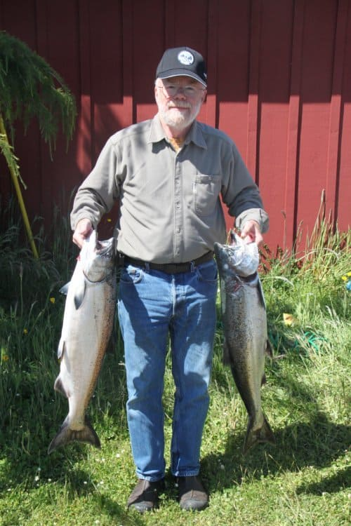12th annual bounty on the bay fundraiser and fishing for Tillamook fishing report