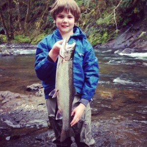 North coast fishing report and forecast april 8th 14th for Fishing report oregon coast