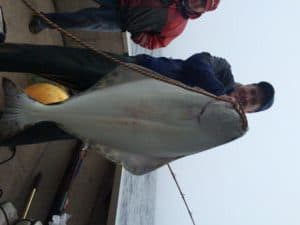 June 2016 halibut with Bill K