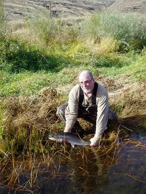 Central and eastern oregon fishing reports for oct 28th for Central oregon fishing report