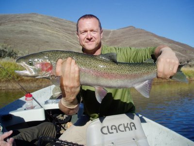 central and eastern oregon fishing reports for nov 11th