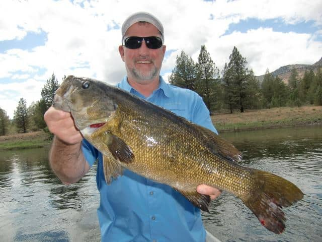 Central and eastern oregon fishing reports for march 24th for Oregon fishing report