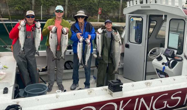 Oregon Fishing Report - SW Oregon