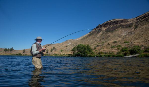 Oregon Fishing Reports