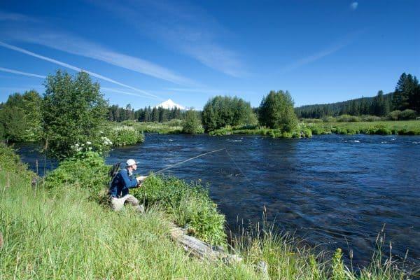 Oregon fishing report Eastern Oregon