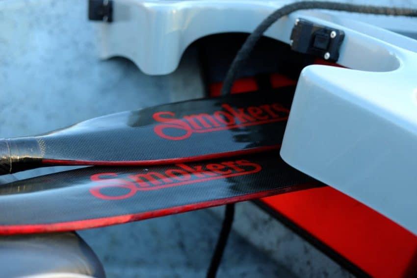 smoker bandits driftboat oars paddles clackacraft fishing